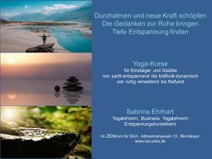 Yoga Sabrina Ehrhart